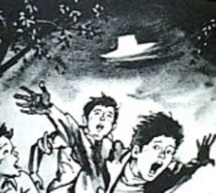 Kera UFO Sketch