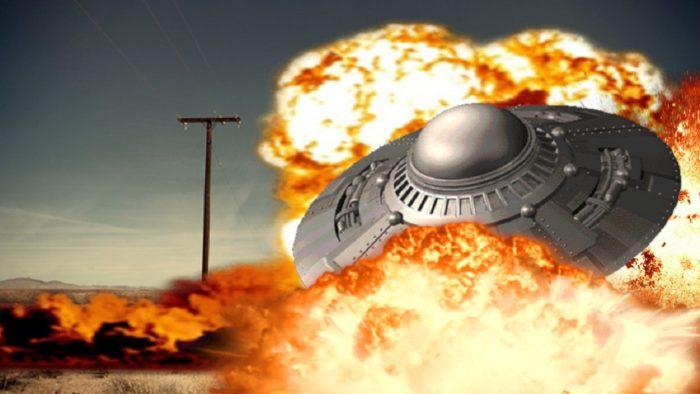 1971 Edwards UFO Crash