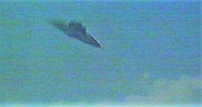 1971 Edwards UFO Encounter