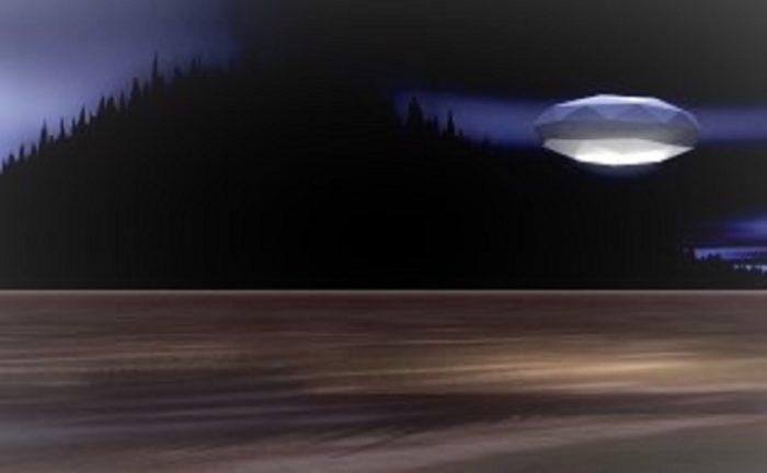 1971 Edwards UFO Sighting