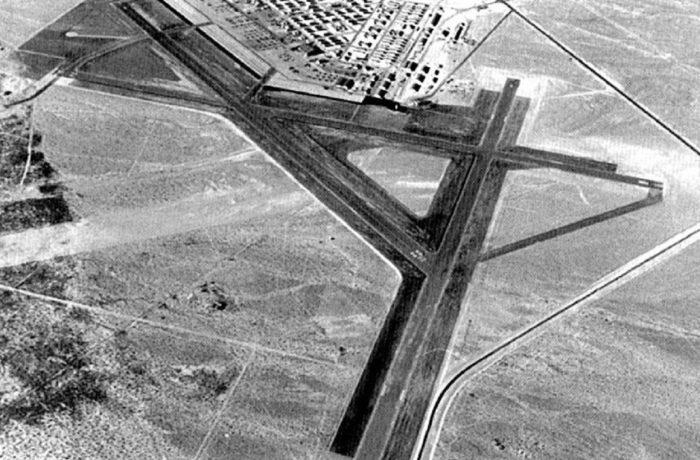 Nellis Air Field