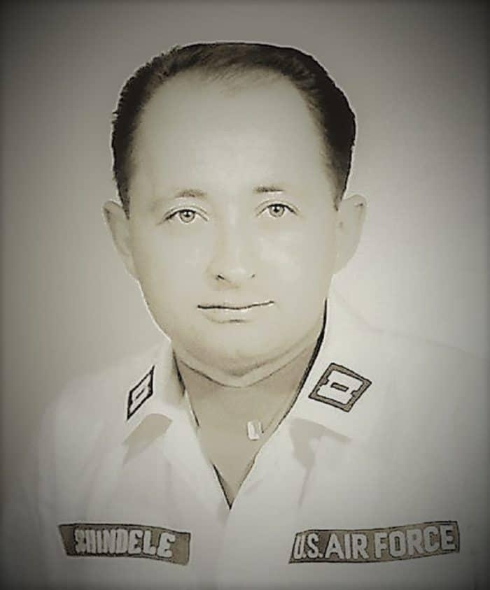 Captain David Schindele