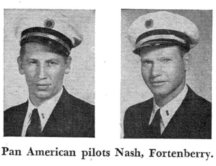 Pilots Nash and Fortenberry