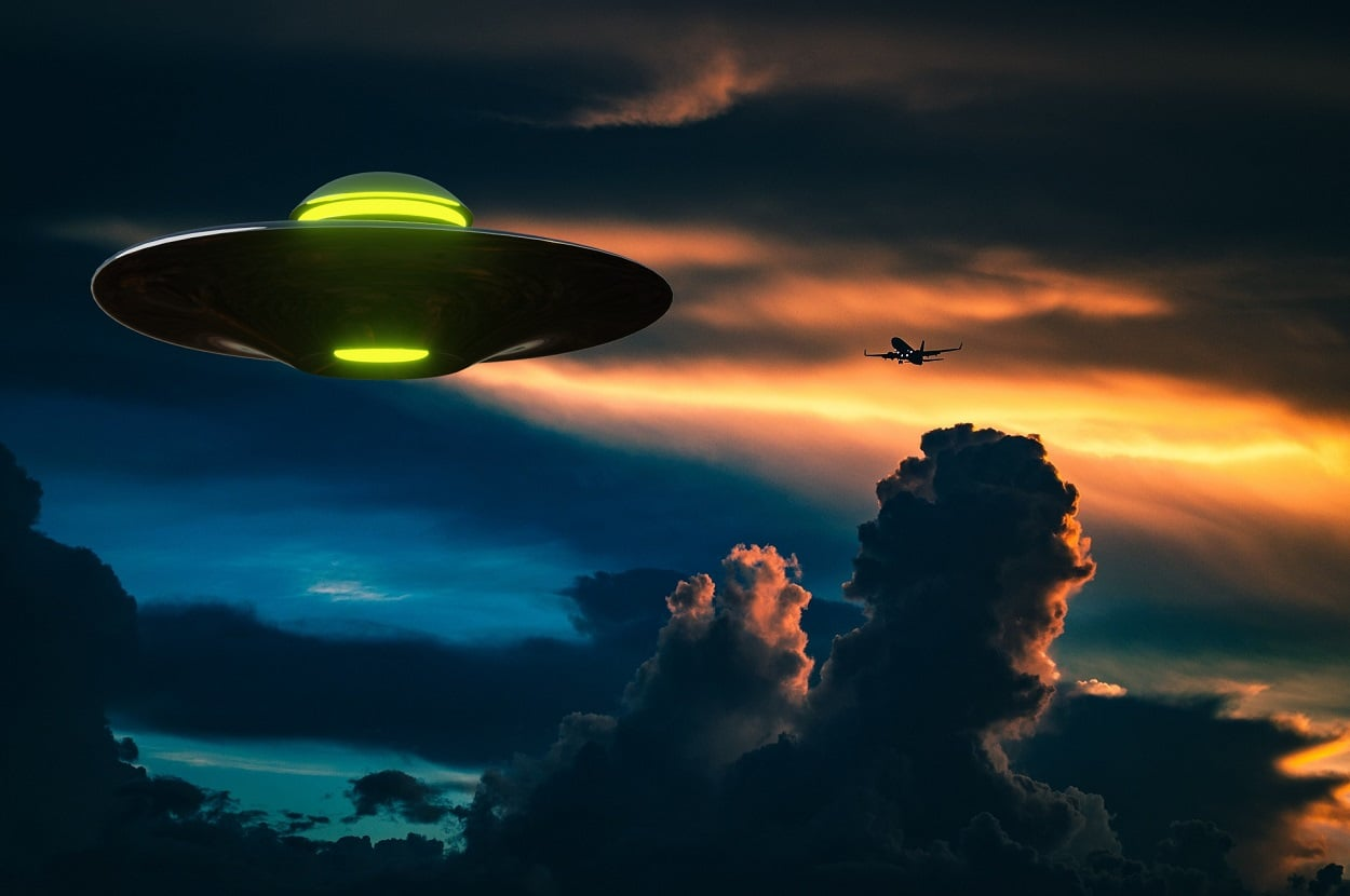 The 1956 Ryan-Neff UFO Sighting