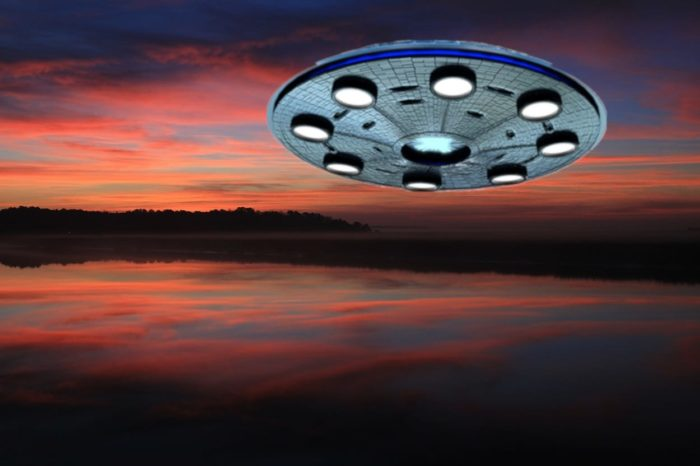 The 1949 Rogue River UFO Incident