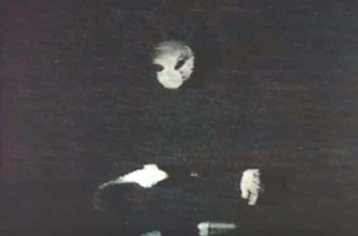 An image showing a grey alien