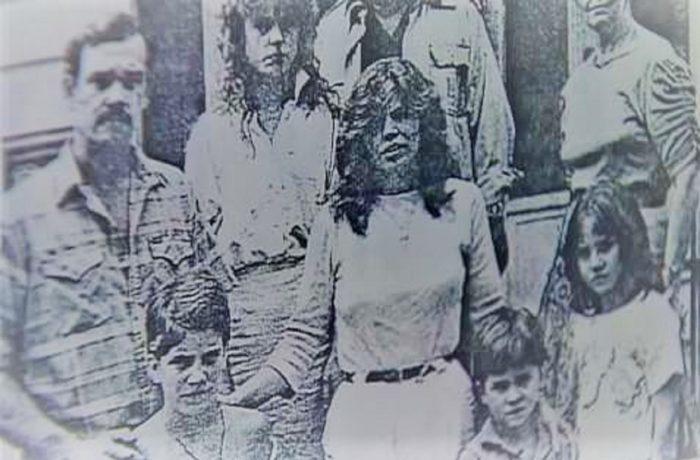 The Snedeker family