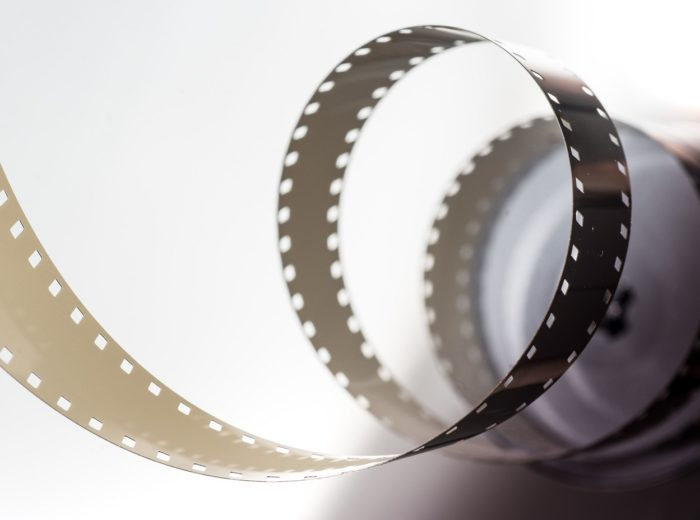 An image of a film reel