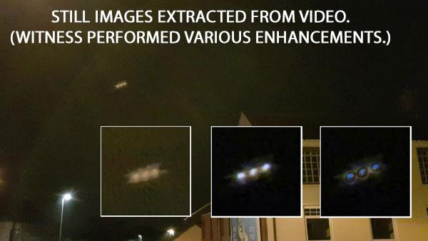 cigar storm UFO