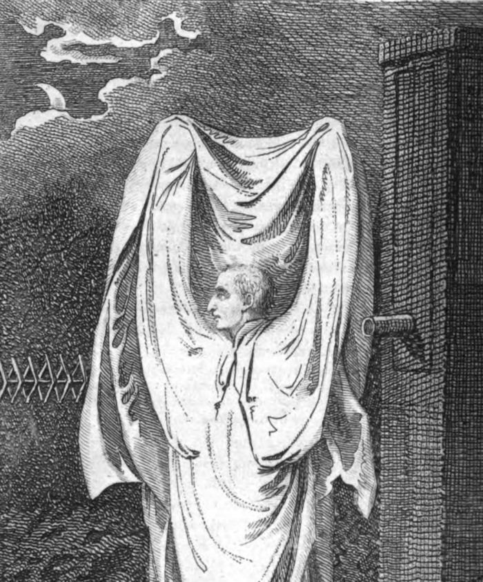 A sketch of the Hammersmith Ghost