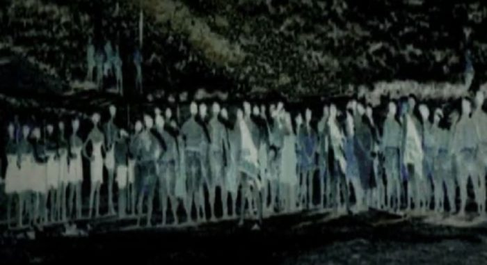 Depiction of the Nightmarchers