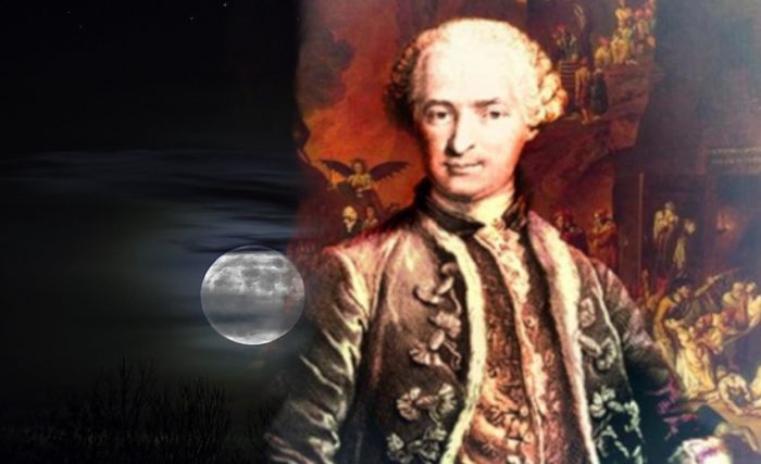 Depiction of the Count of St. Germain