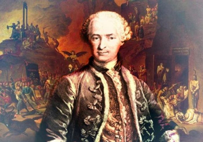 The Count of St. Germain