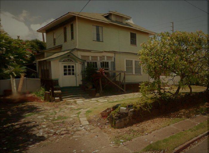 The Kaimuki House in Honolulu