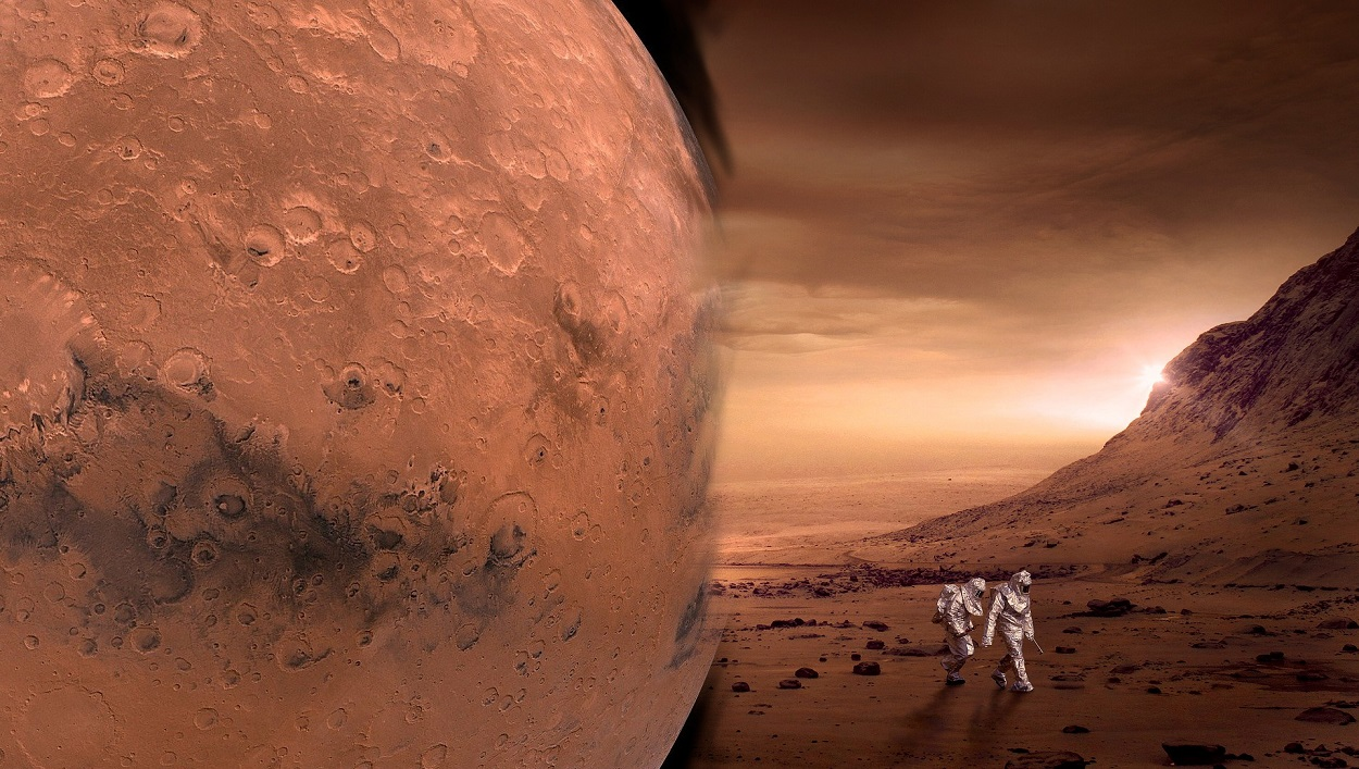 Going to Mars: The Problems, The Mission & The Possibilities