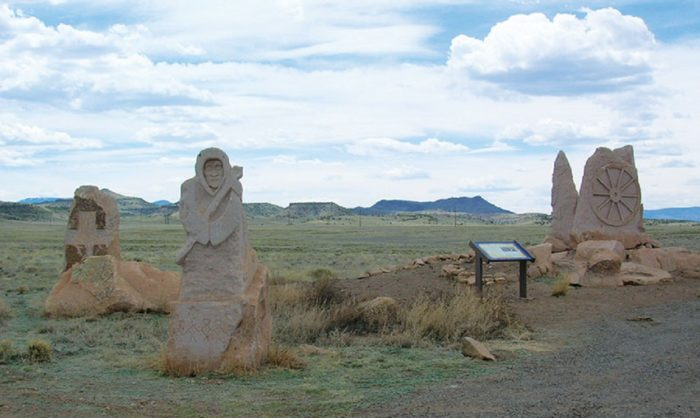 Monuments in the San Luis Valley