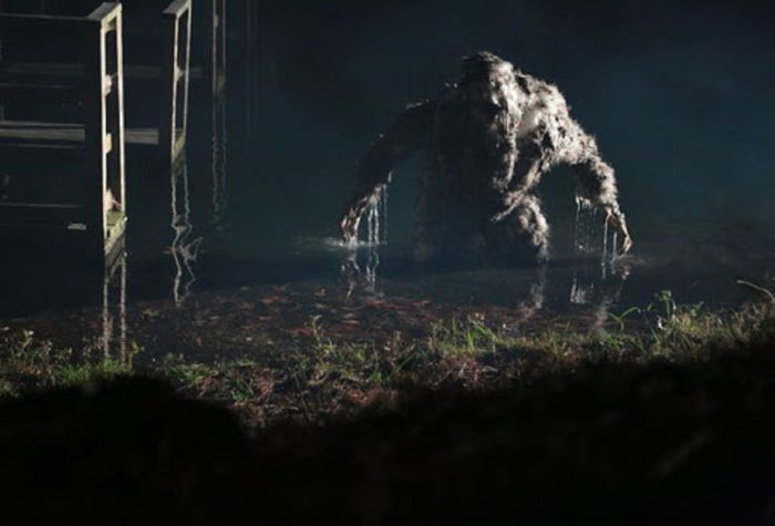 Artist's Impression of the Muddy Monster