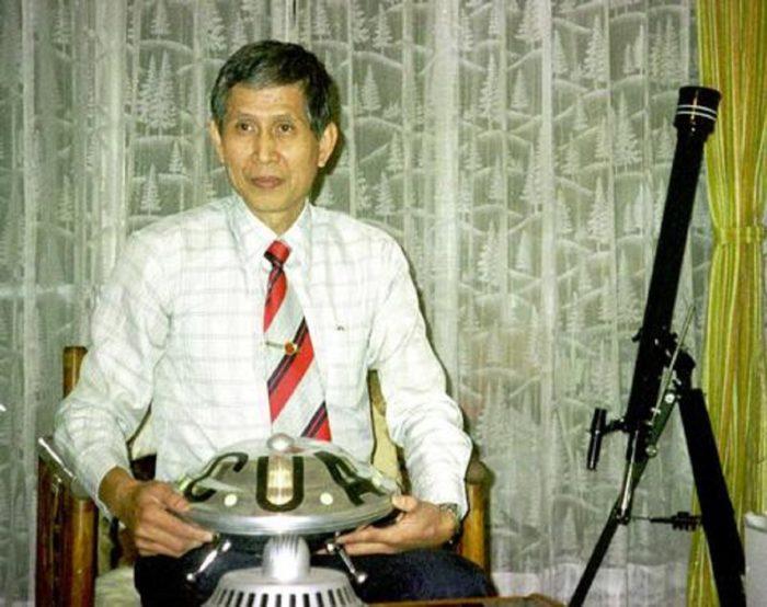 Founder of TUFOA Ho Hsien-jung