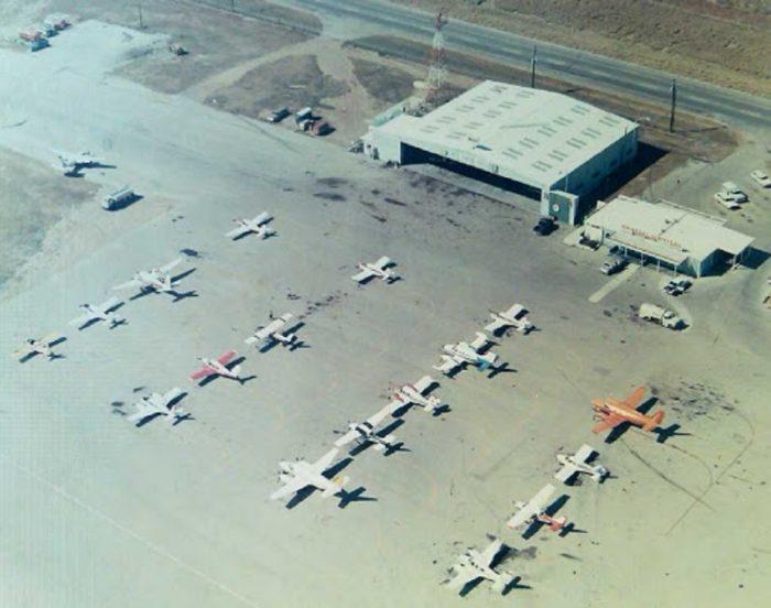 Laredo Air Force Base