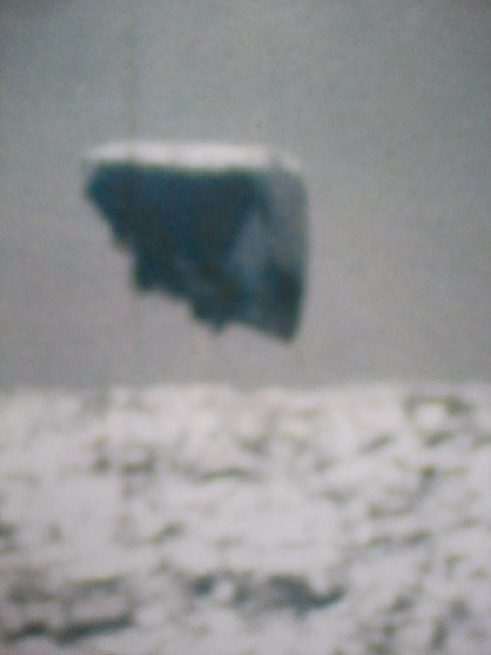 Another picture alleged to show a real, genuine UFO